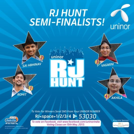 uninor Rj hunt outdoor